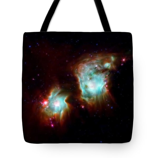 Messier 78 Star Formation Tote Bag by The  Vault - Jennifer Rondinelli Reilly