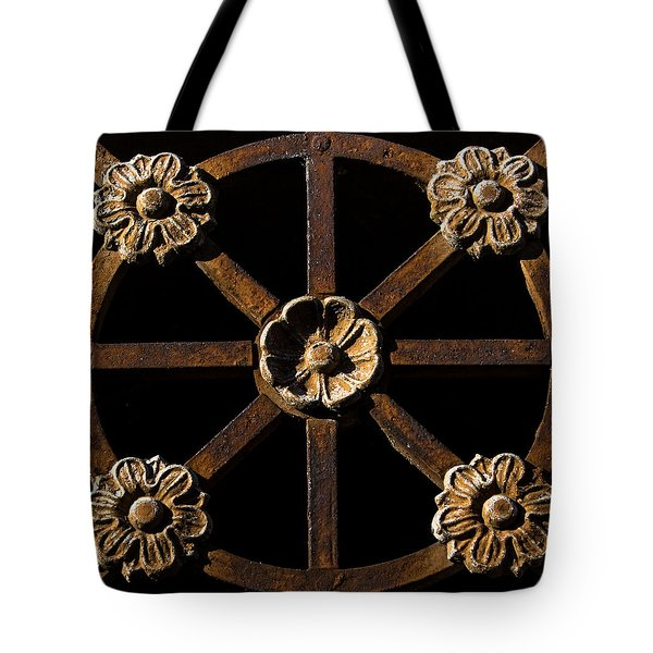 Metalworks Tote Bag by John Daly