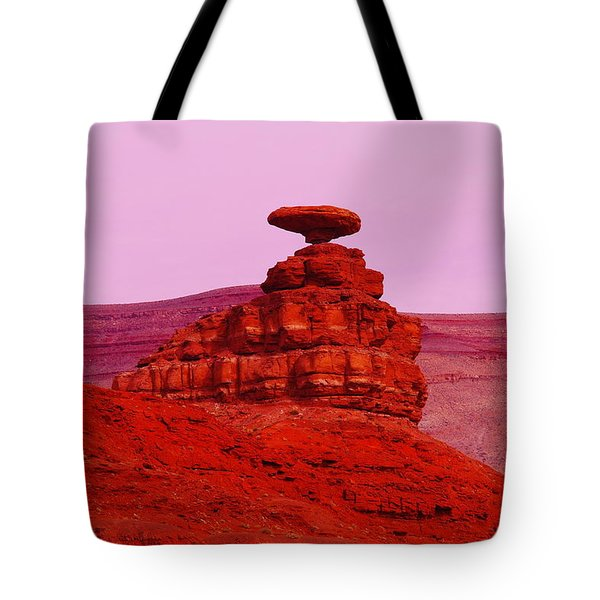 Mexican Hat  Tote Bag by Jeff Swan