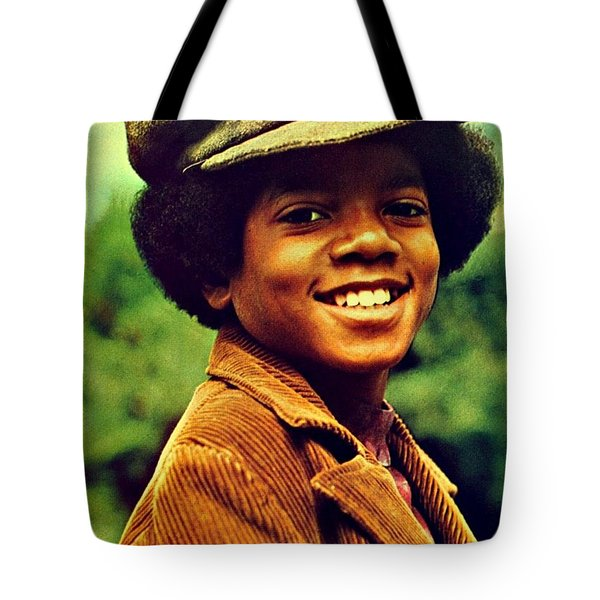 Michael Jackson Tote Bag by Movie Poster Prints