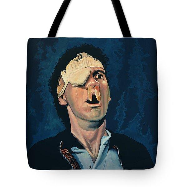 Michael Palin Tote Bag by Paul  Meijering