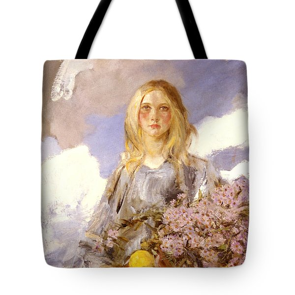Michaelmas Tote Bag by James Shannon