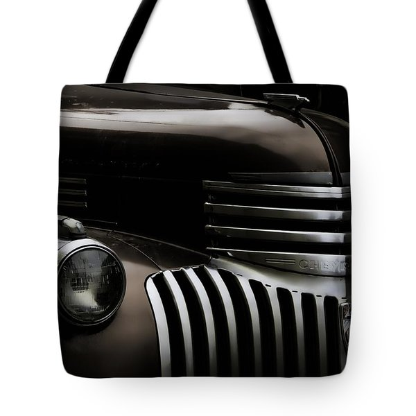 Midnight Grille Tote Bag by Ken Smith