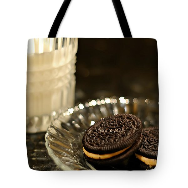 Midnight Snack Tote Bag by Lois Bryan