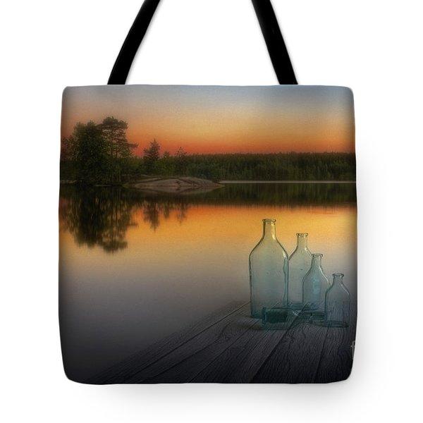 Midsummer Magic Tote Bag by Veikko Suikkanen