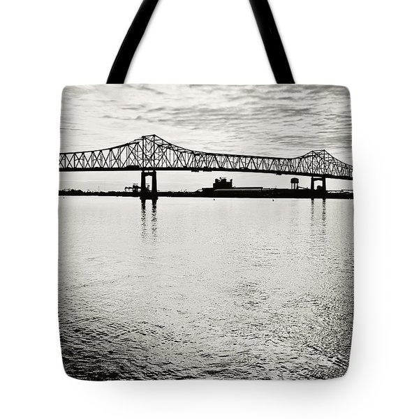 Mighty River Tote Bag by Scott Pellegrin