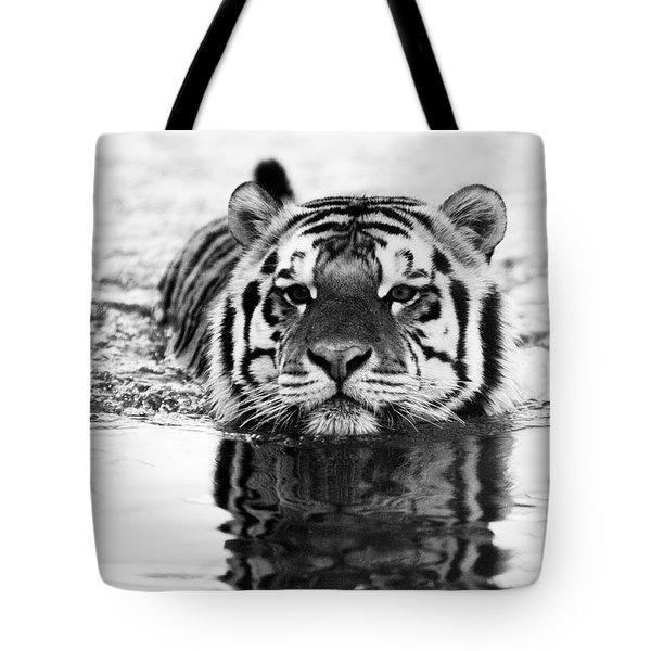 Mike Tote Bag by Scott Pellegrin