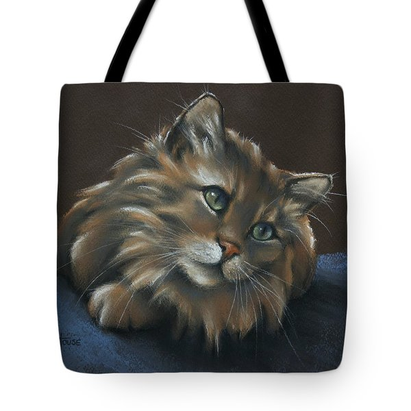Miko Tote Bag by Cynthia House