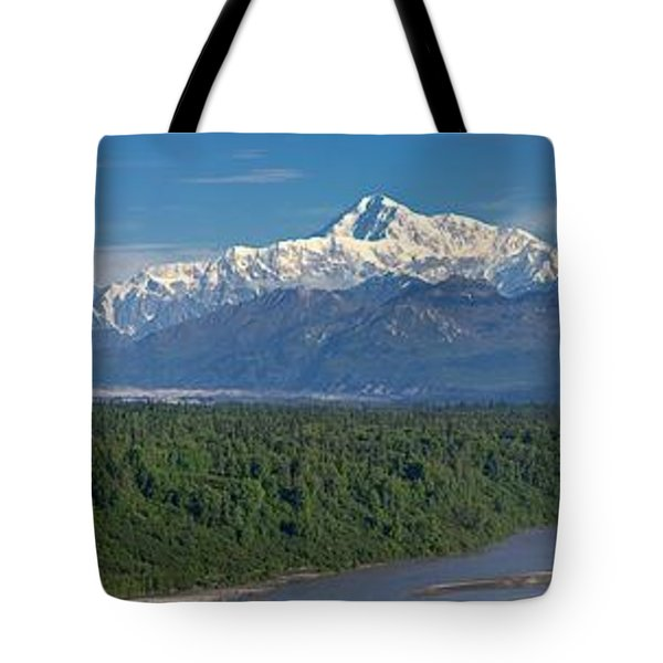 Mile Marker 134 Tote Bag by Ed Boudreau