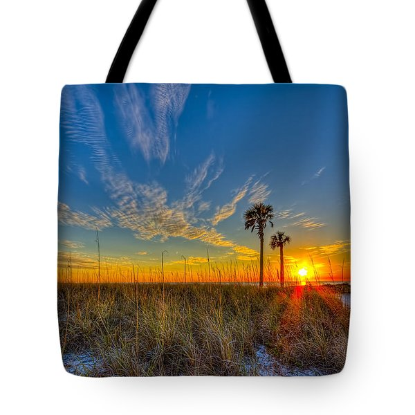 Miller Time Tote Bag by Marvin Spates