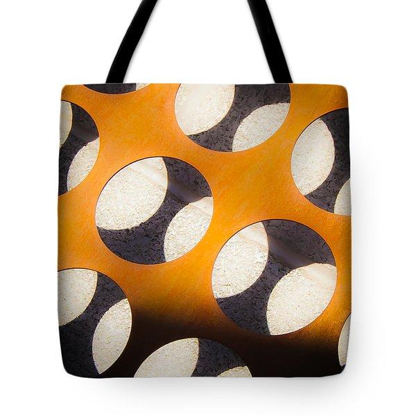 Mind - Hemispheres  Tote Bag by Steven Milner