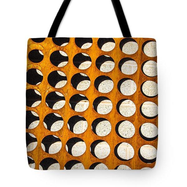 Mind - Spaces Tote Bag by Steven Milner