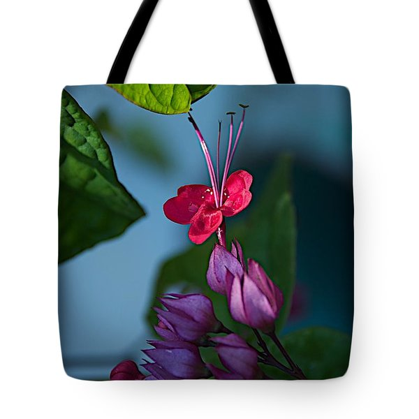 Miracle Vine Tote Bag by Joseph Yarbrough