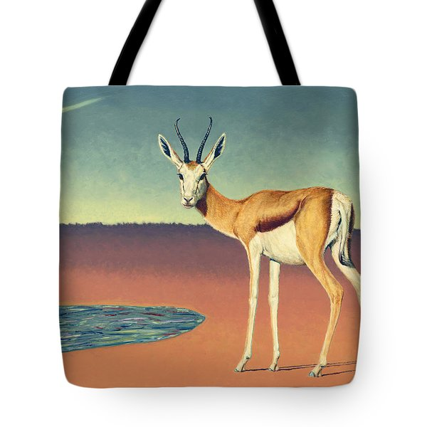 Mirage Tote Bag by James W Johnson