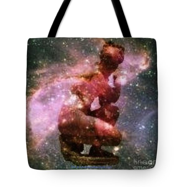 Miss Universe Tote Bag by PainterArtist FIN