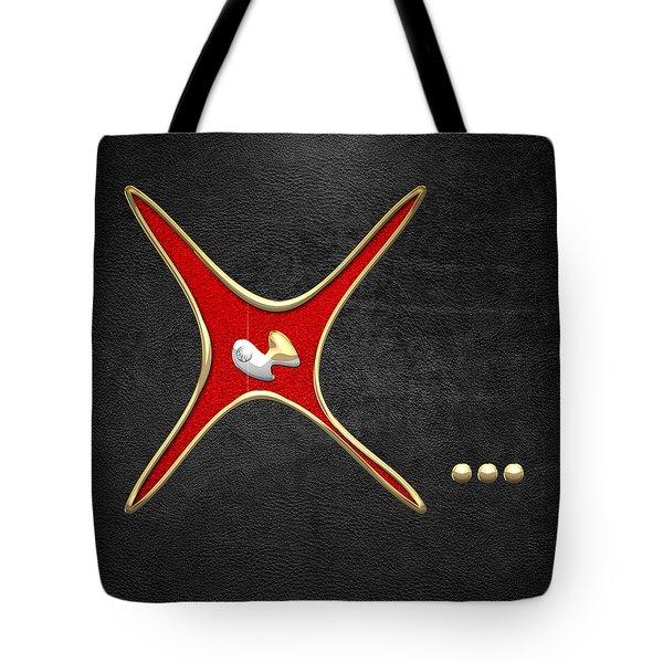 Miss X... Tote Bag by Serge Averbukh