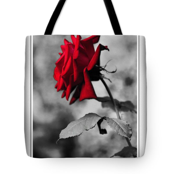 Missing You... Tote Bag by Kaye Menner