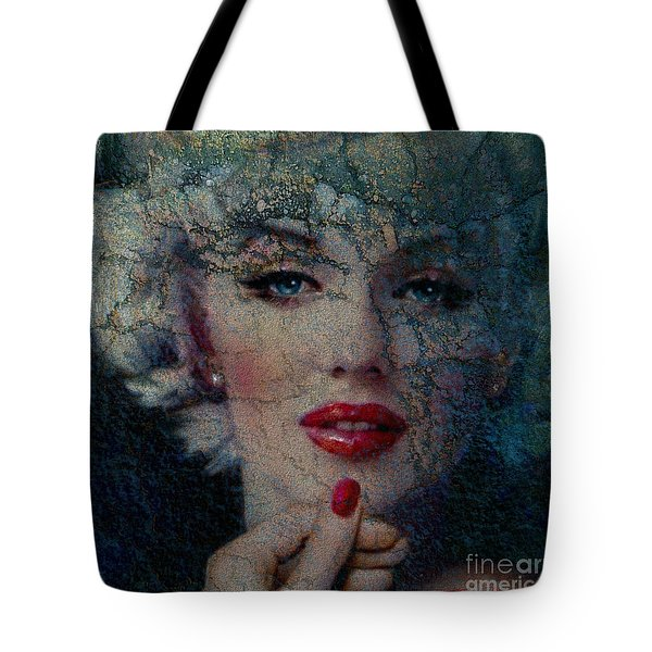 Mm 132 A Tote Bag by Theo Danella