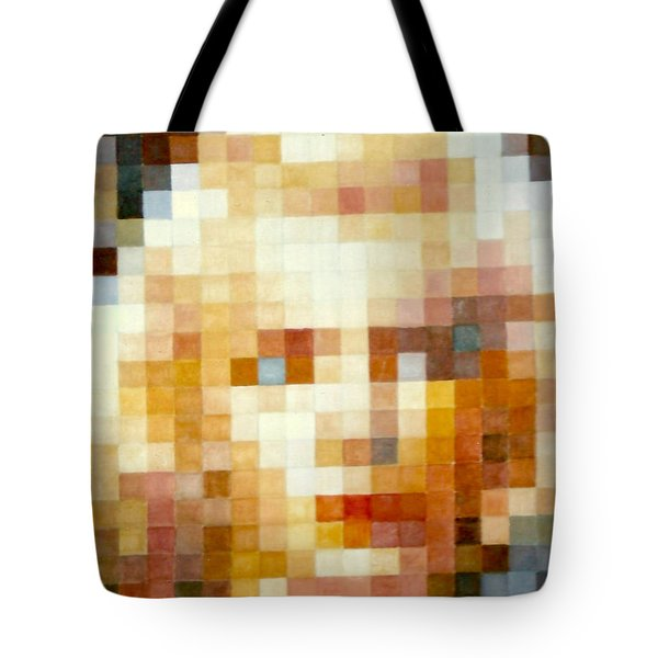 Marylin Tote Bag by Henryk Gorecki