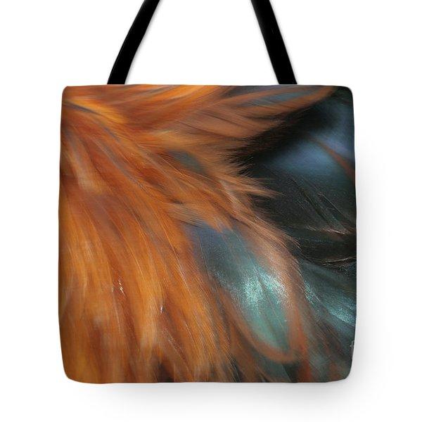 Moa Kane O Kula Tote Bag by Sharon Mau