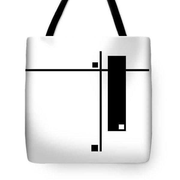 Moda 6 - Modern Art By Sharon Cummings Tote Bag by Sharon Cummings