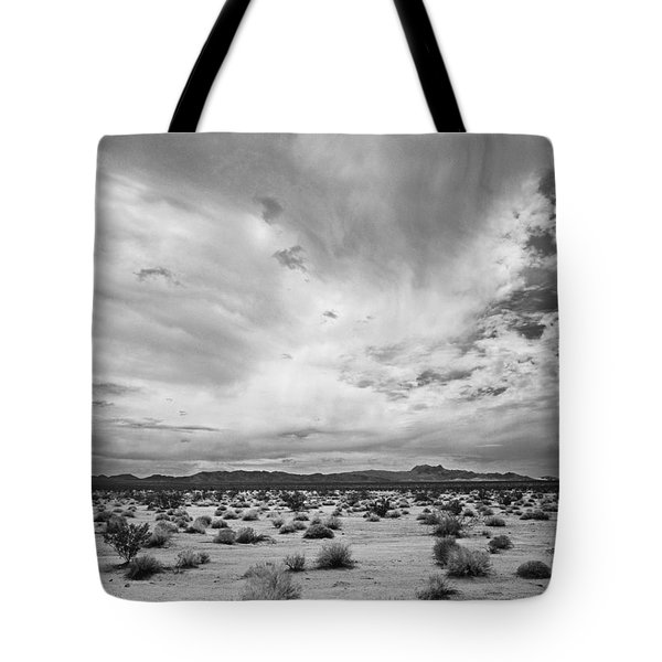 Mojave National Preserve Tote Bag by Mike Herdering
