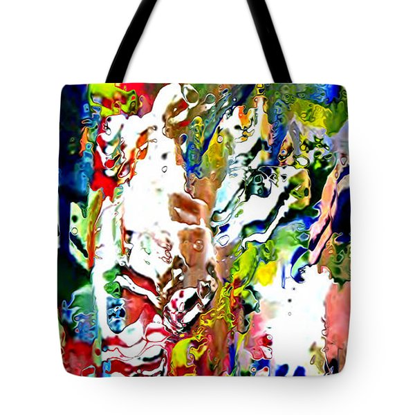 Moment Of Happiness Tote Bag by Kume Bryant
