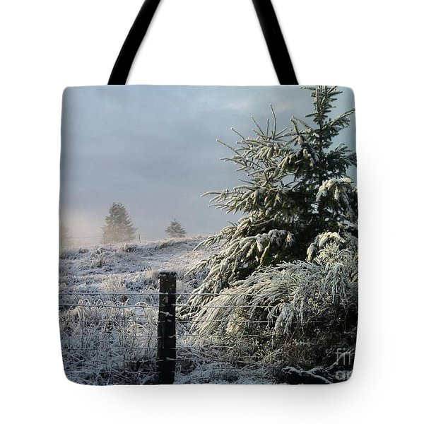 Moment Of Peace Tote Bag by Rory Sagner