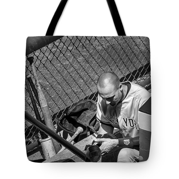 Moment Of Reflection Tote Bag by Tom Gort