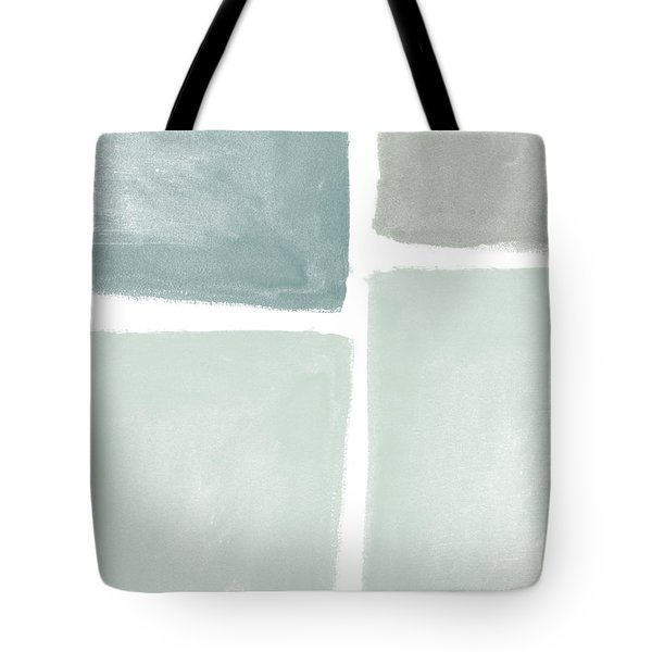Momentary Crossroads Tote Bag by Linda Woods