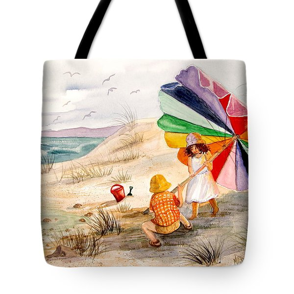 Moments To Remember Tote Bag by Marilyn Smith