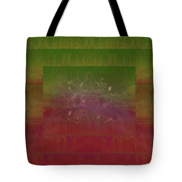 Momentum Tote Bag by Tim Allen