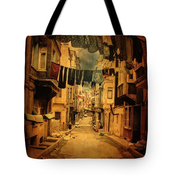 Mommy can i go out? Tote Bag by Taylan Soyturk