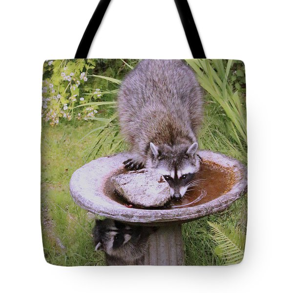 Mommy Can You See Me? Tote Bag by Kym Backland