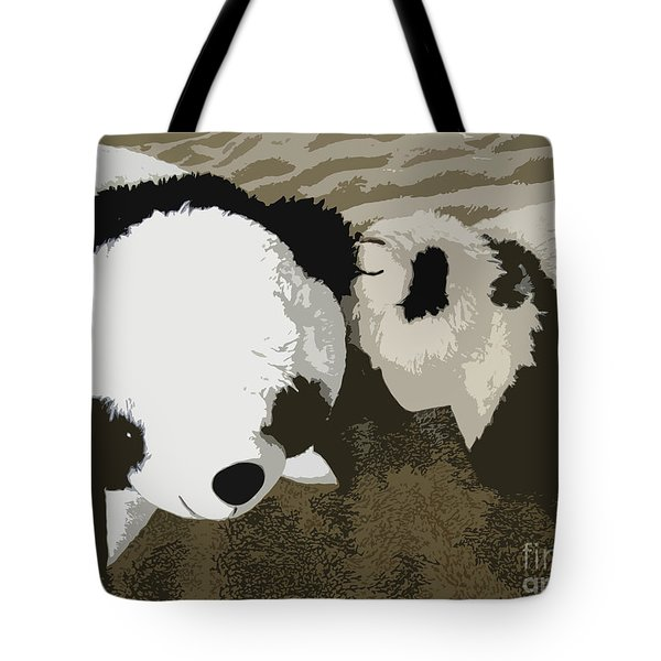 Mommy Mommy I Will Tell You A Secret Tote Bag by Ausra Paulauskaite