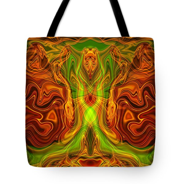 Monarch Butterfly Tote Bag by Omaste Witkowski