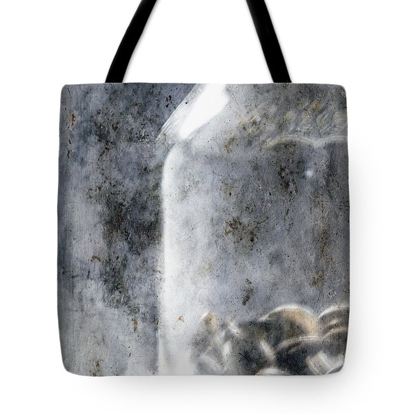 Money In A Jar Tote Bag by Skip Nall