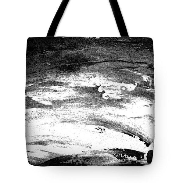 Moods Of Nature  Tote Bag by Lenore Senior