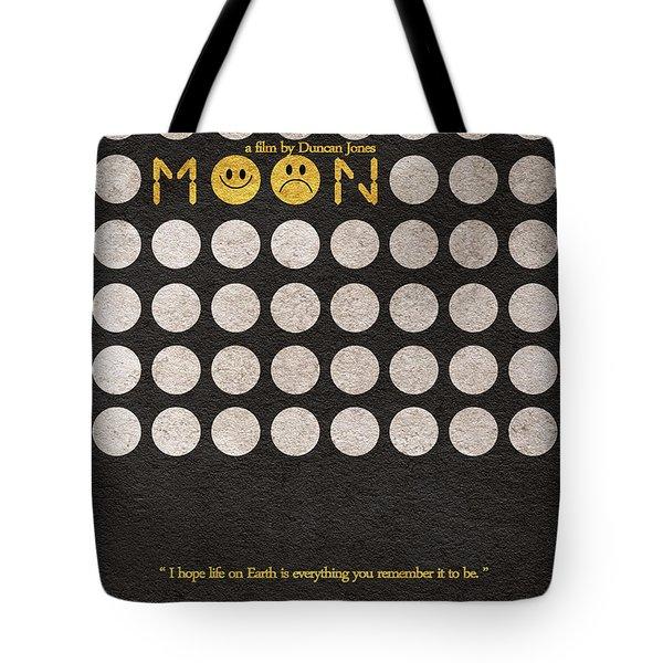 Moon Tote Bag by Ayse Deniz