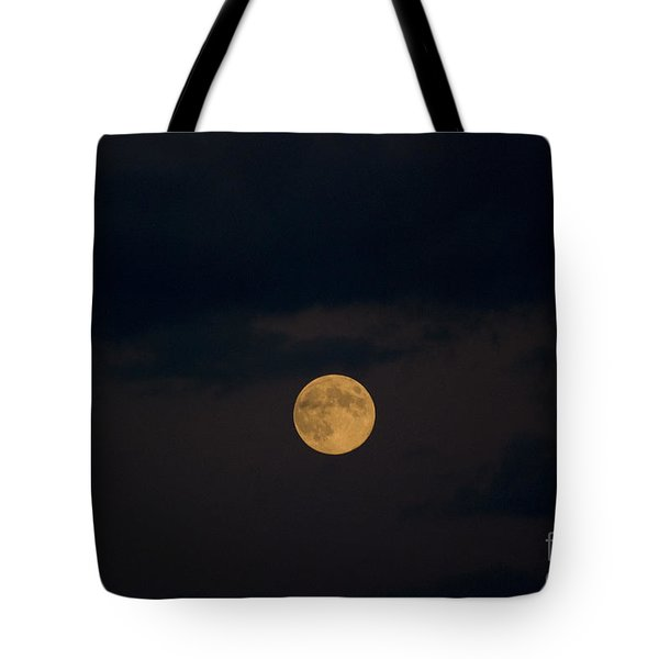 Moon Rising 07 Tote Bag by Thomas Woolworth