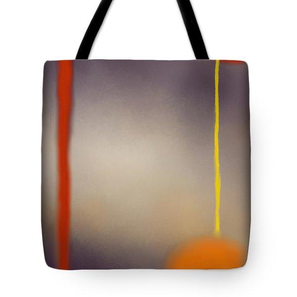 Moonlit Night II Tote Bag by Anita Lewis