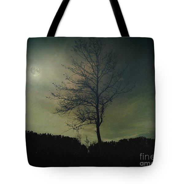 Moonspell Tote Bag by Bedros Awak