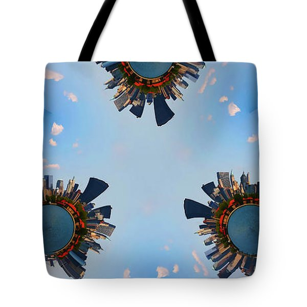More Manhattans Tote Bag by Joanna Madloch