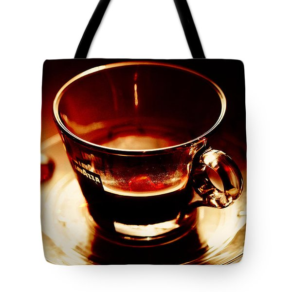 Morning Bliss Tote Bag by Jenny Rainbow