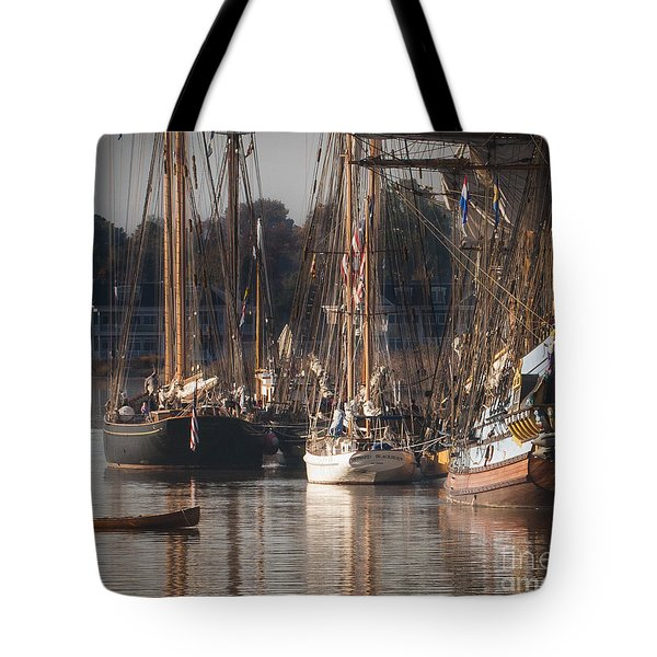 Morning Light - Chestertown Downrigging Weekend Tote Bag by Lauren Brice