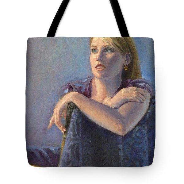 Morning Light Tote Bag by Sarah Parks
