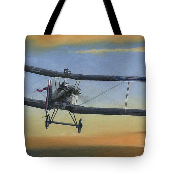 Morning Serenade Tote Bag by Wade Meyers