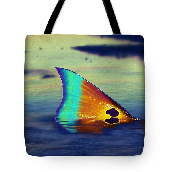 Morning Stroll Tote Bag by Kevin Putman
