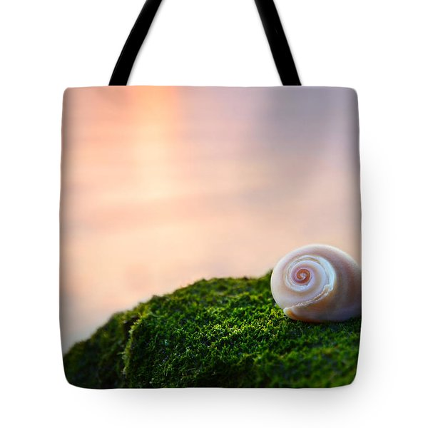 by the sea Tote Bag by Laura  Fasulo