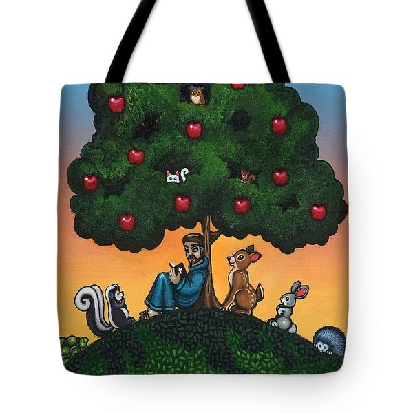 Mother Natures Son II Tote Bag by Victoria De Almeida